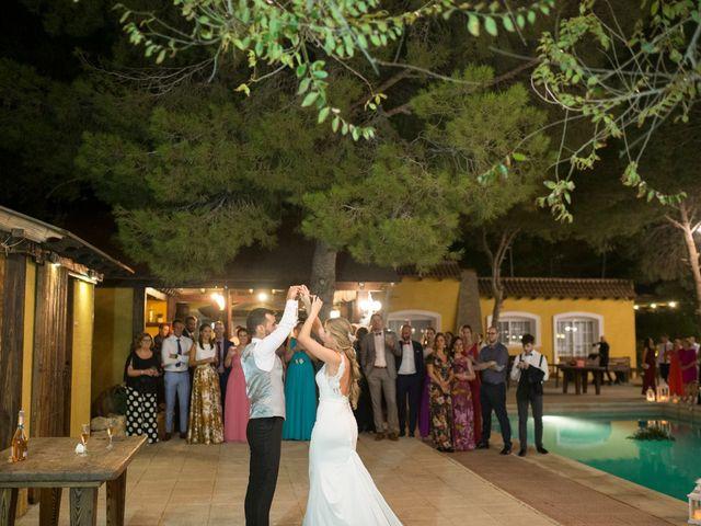 La boda de Ismael y Elvira en Almería, Almería 14