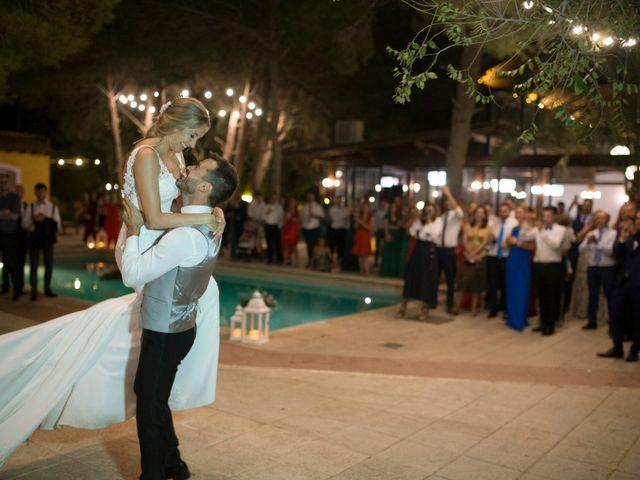 La boda de Ismael y Elvira en Almería, Almería 15