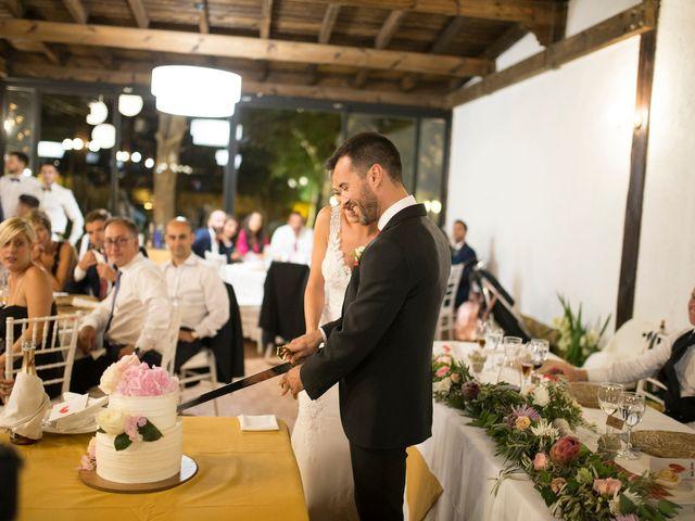 La boda de Ismael y Elvira en Almería, Almería 21