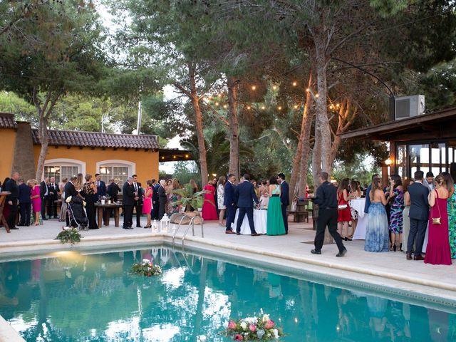 La boda de Ismael y Elvira en Almería, Almería 26