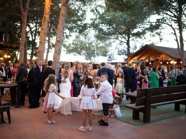 La boda de Ismael y Elvira en Almería, Almería 27