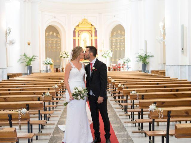 La boda de Ismael y Elvira en Almería, Almería 36