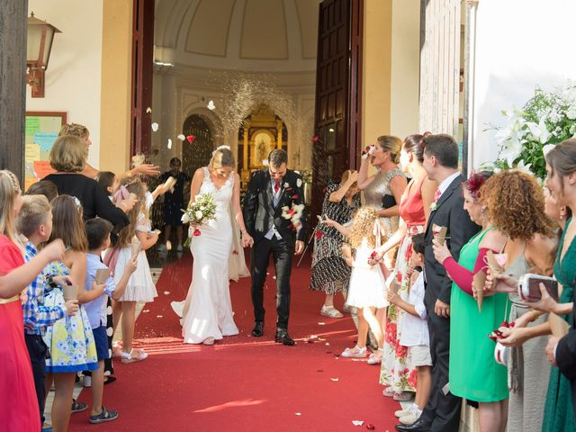 La boda de Ismael y Elvira en Almería, Almería 37