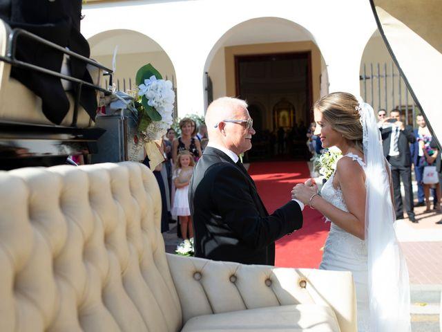 La boda de Ismael y Elvira en Almería, Almería 39