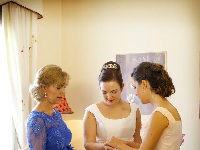 La boda de Juan Carlos y Miriam en Casas De Los Pinos, Cuenca 5