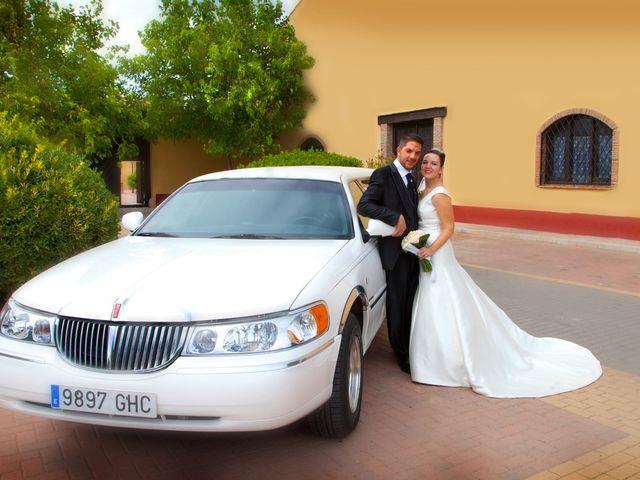 La boda de Juan Carlos y Miriam en Casas De Los Pinos, Cuenca 23