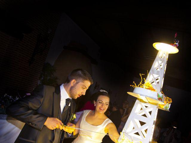 La boda de Juan Carlos y Miriam en Casas De Los Pinos, Cuenca 36