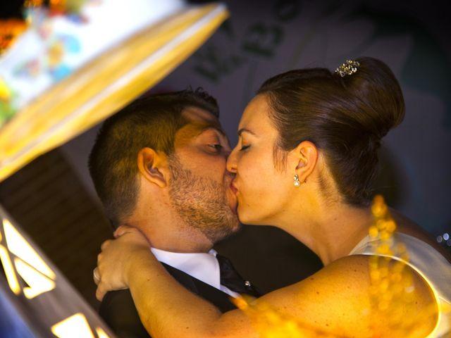 La boda de Juan Carlos y Miriam en Casas De Los Pinos, Cuenca 39