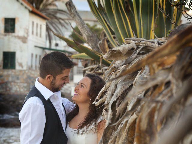 La boda de Juan Carlos y Miriam en Casas De Los Pinos, Cuenca 45
