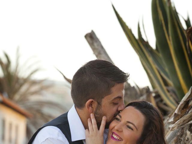 La boda de Juan Carlos y Miriam en Casas De Los Pinos, Cuenca 48