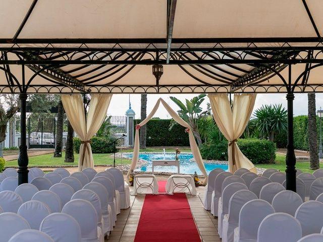 La boda de David y Janet en Sevilla, Sevilla 1