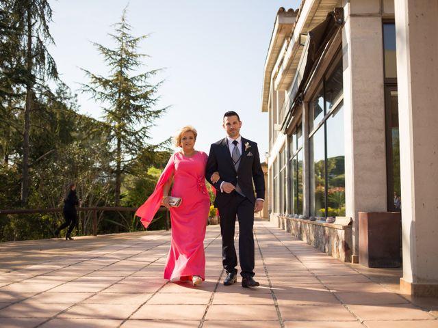 La boda de Cristian y Laura en Sentmenat, Barcelona 11