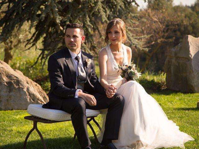 La boda de Cristian y Laura en Sentmenat, Barcelona 17