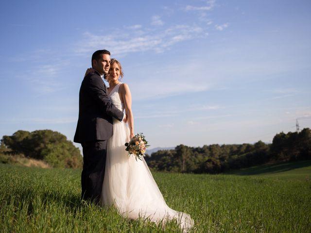 La boda de Cristian y Laura en Sentmenat, Barcelona 28