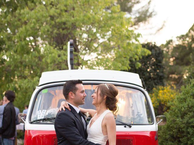 La boda de Cristian y Laura en Sentmenat, Barcelona 42