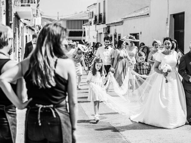 La boda de Rafa y Charo en Madrid, Madrid 24