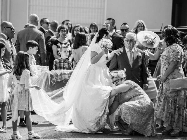 La boda de Rafa y Charo en Madrid, Madrid 25