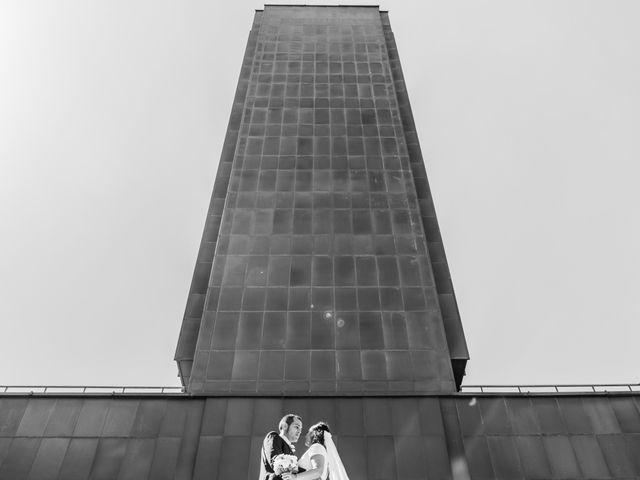 La boda de Rafa y Charo en Madrid, Madrid 2