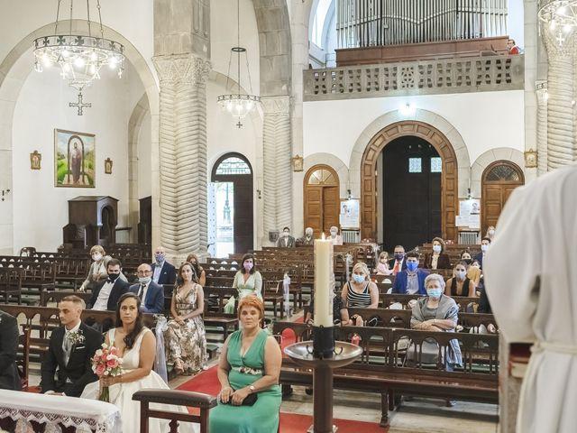 La boda de Grabriel y Irene en Peon, Asturias 9