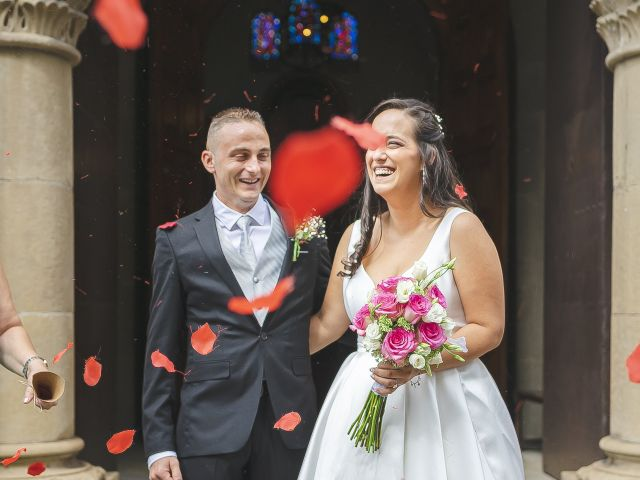 La boda de Grabriel y Irene en Peon, Asturias 17