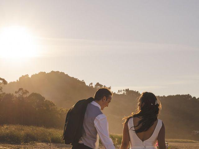 La boda de Grabriel y Irene en Peon, Asturias 25