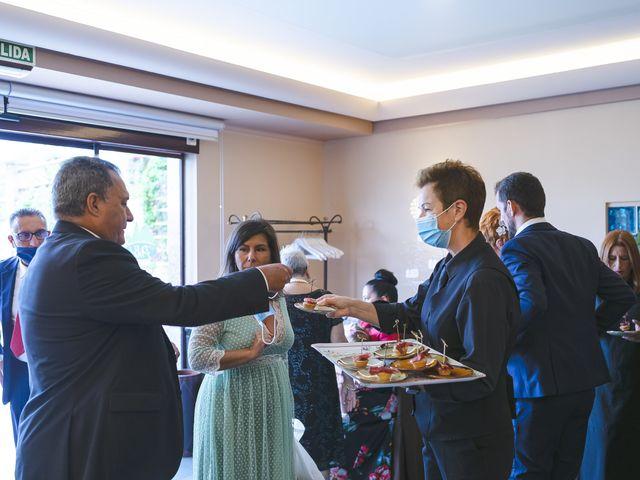 La boda de Grabriel y Irene en Peon, Asturias 22