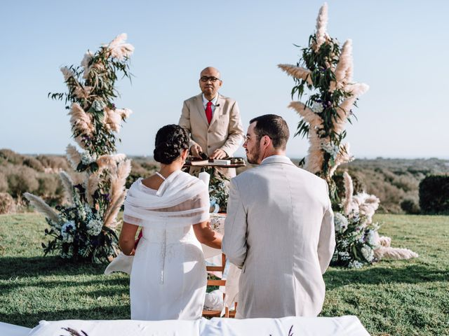 La boda de Hannah y Toby