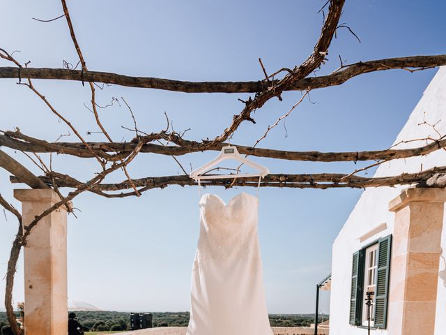 La boda de Toby y Hannah en Alaior, Islas Baleares 13