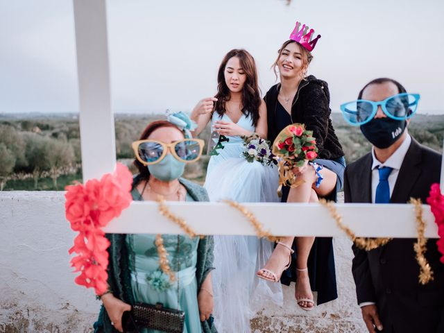 La boda de Toby y Hannah en Alaior, Islas Baleares 20