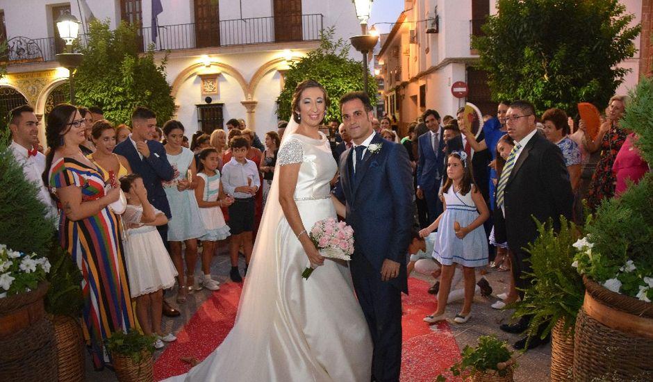 La boda de Ivan y M Carmen en Andujar, Jaén