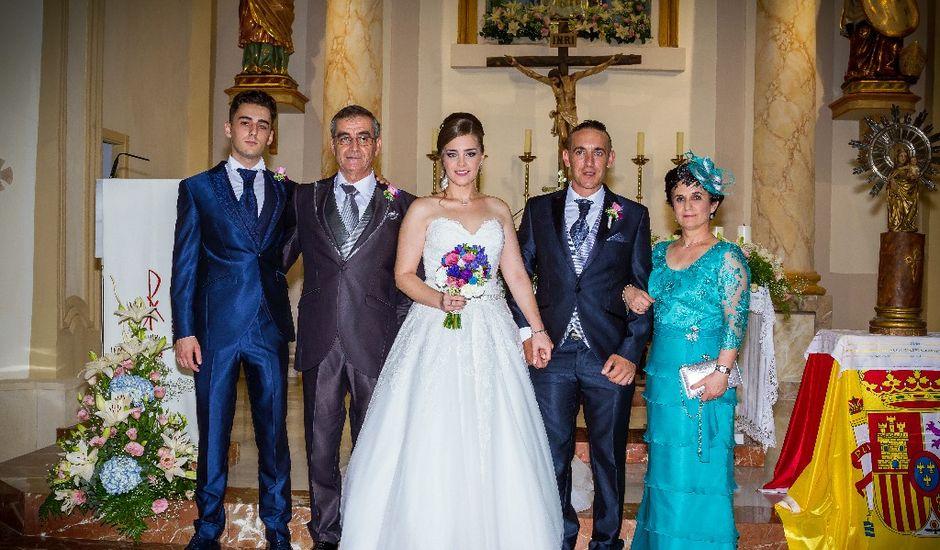 La boda de Alfonso y María Del Carmen MorenO en Fuente Alamo, Córdoba
