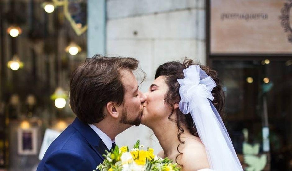 La boda de Marc y Irune en Girona, Girona