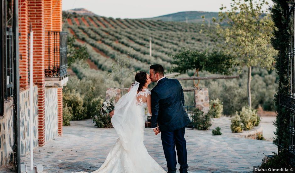 La boda de Ismael y Vanesa en Torrenueva, Ciudad Real