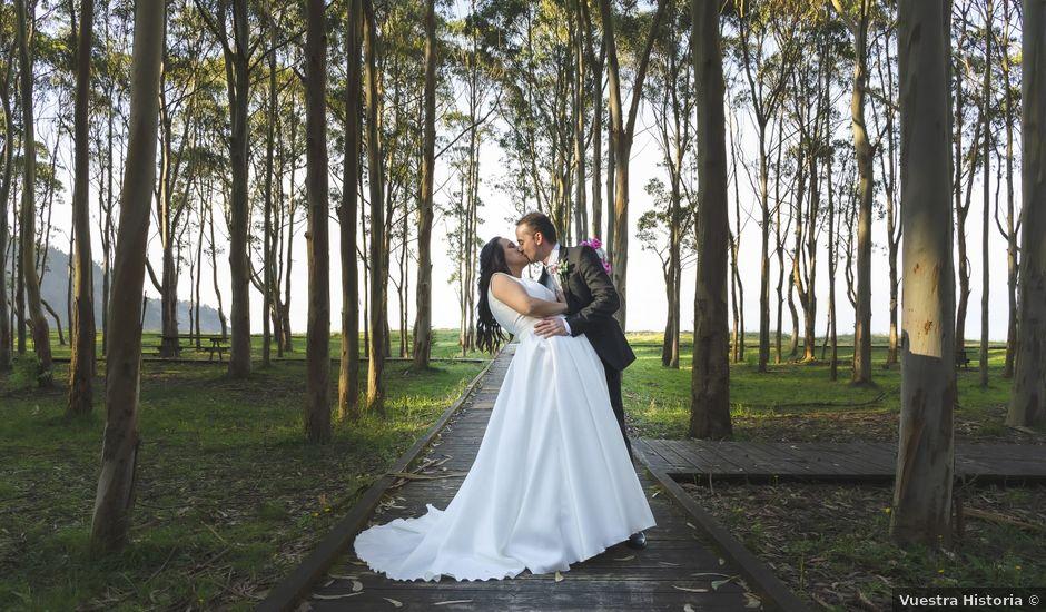 La boda de Grabriel y Irene en Peon, Asturias