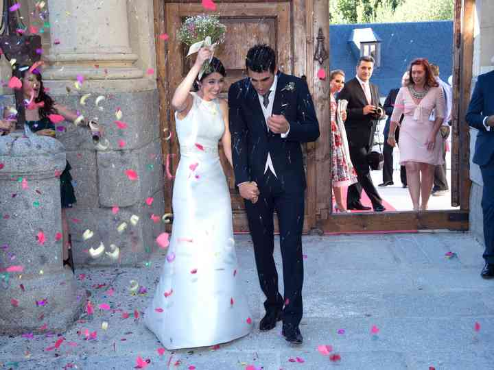 La boda de Teresa y Rodrigo