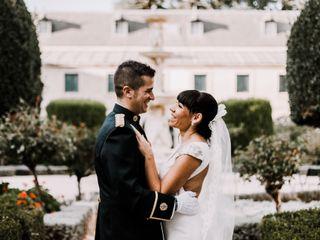 La boda de Bruno y Laura