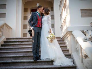 La boda de Marta y Olek 1