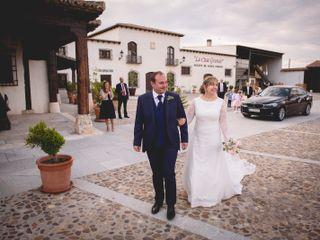 La boda de Arancha Galán  y Javier Beltrán  3
