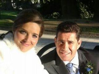 La boda de Alberto  y Elisabet