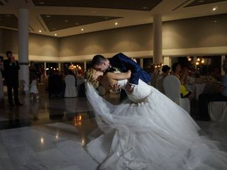 La boda de Gabriela  y Christopher 1