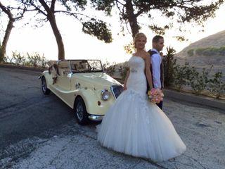La boda de Gabriela  y Christopher 2