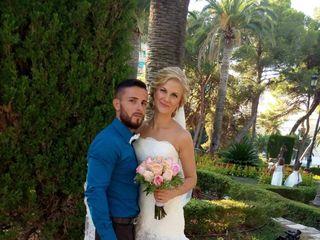 La boda de Gabriela  y Christopher