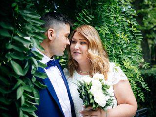 La boda de Oksana y Bogdan