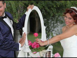 La boda de Macarena y Daniel