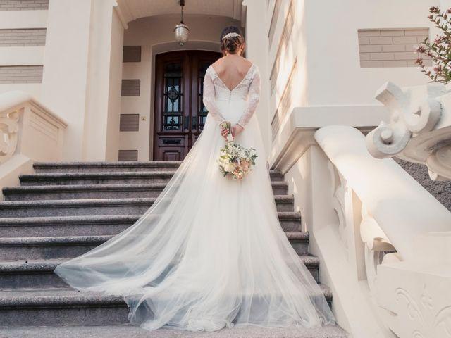 La boda de Olek y Marta en Oleiros, A Coruña 1