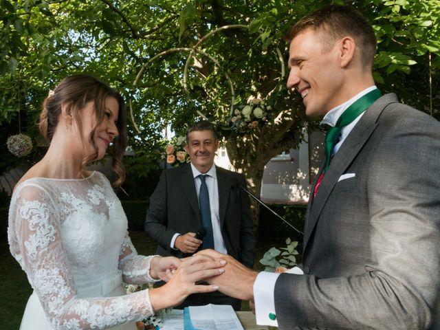 La boda de Olek y Marta en Oleiros, A Coruña 10
