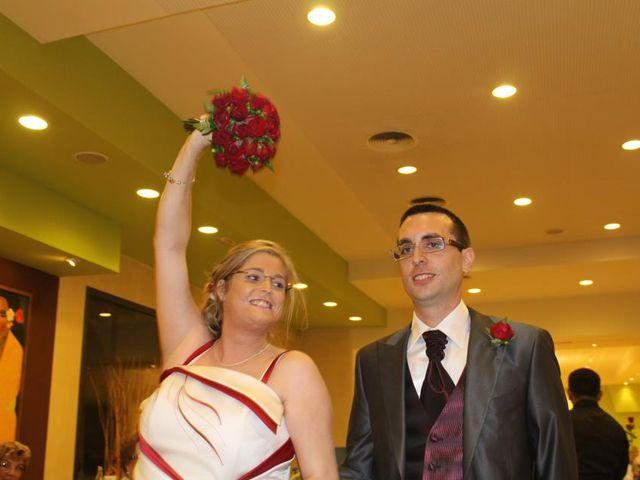 La boda de Sandra y Jordi en Santa Maria De Merles, Barcelona 1