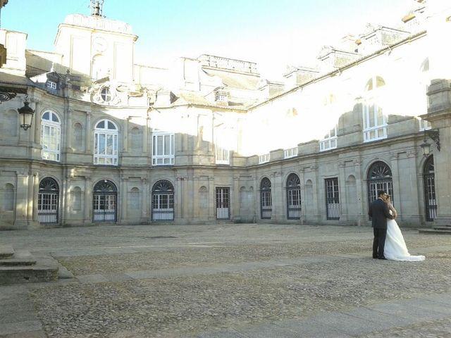La boda de Elisabet y Alberto  en Segovia, Segovia 1