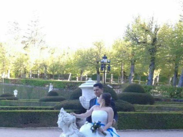 La boda de Elisabet y Alberto  en Segovia, Segovia 2