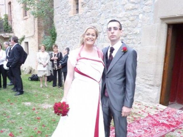 La boda de Jordi y Sandra